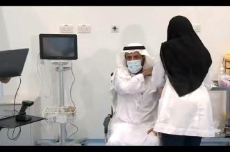 فيديو.. وزير الصحة يتلقى الجرعة الثانية من لقاح كورونا - المواطن