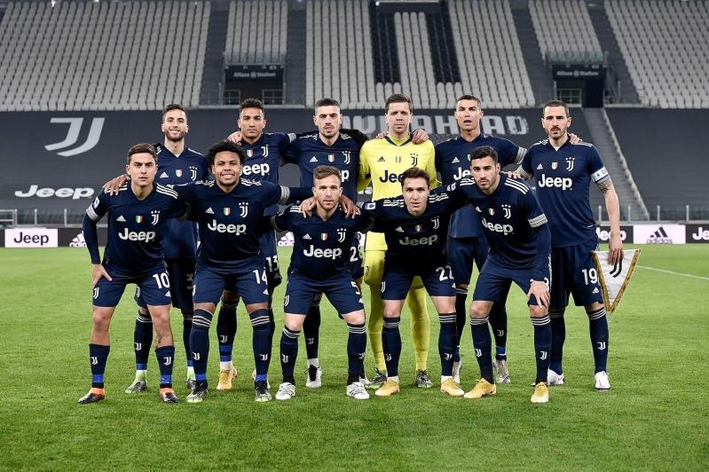 اليوفي في الدوري الإيطالي