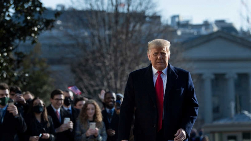 بايدن يستقر وترامب يرحل.. كواليس 5 ساعات لانتقال الرئيس إلى البيت الأبيض - المواطن