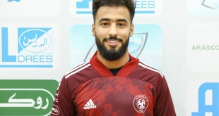 خالد السميري يوقع لنادي الفيصلي رسميًا