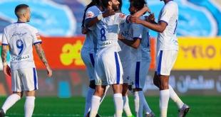 رقم يُطمئن الهلال قبل مواجهة التعاون في دوري محمد بن سلمان