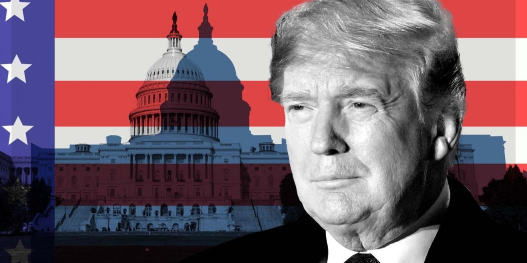 دونالد ترامب أول رئيس في تاريخ الولايات المتحدة يتم الدعوة لعزله مرتين