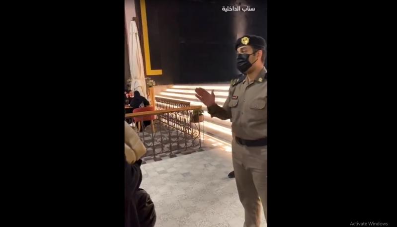 فيديو.. جولات ميدانية لشرطة الرياض لمتابعة تطبيق الإجراءات الاحترازية