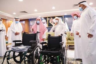 عربات كهربائية جديدة في المسجد الحرام - المواطن