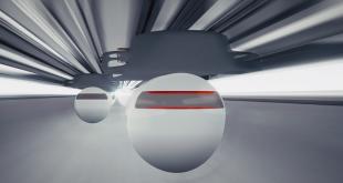فيديو من هايبرلوب يعرض تجربة السفر في المستقبل