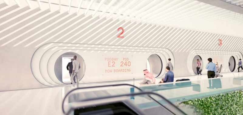 فيديو من هايبرلوب يعرض تجربة السفر في المستقبل (5)