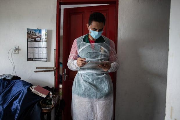 فيديو.. كارثة تحل بمستشفيات البرازيل تتسبب في مذبحة (4)
