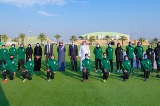 كرة القدم النسائية في السعودية