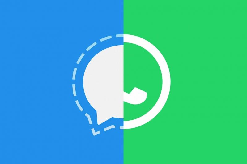 تصريح مثير للجدل لرئيس Signal: التطبيق لن يحل محل WhatsApp