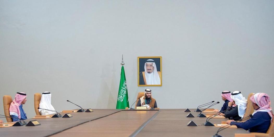 شاهد الفيديو .. كلمة محمد بن سلمان خلال اعتماد إستراتيجية صندوق الاستثمارات العامة