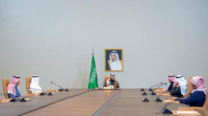 محمد بن سلمان يعتمد إستراتيجية صندوق الاستثمارات العامة وهذه أهدافه - المواطن