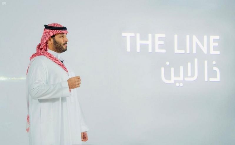 ذا لاين رؤية جريئة للمستقبل الجديد في السعودية