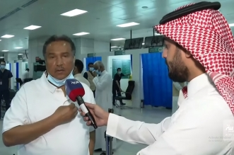 فيديو.. محمد عبده يتلقى لقاح كورونا ويوجه رسالة للمواطنين - المواطن
