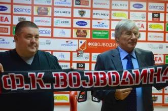 مساعد ميلويفيتش يتولى تدريب فويفودينا الصربي رسميًا - المواطن