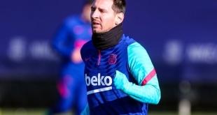 برشلونة غاضب بسبب خطة سان جيرمان مع ميسي