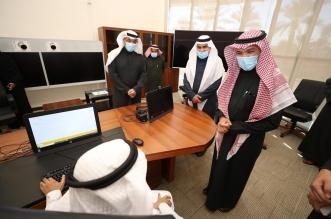 هيئة تقويم التعليم والتدريب تطلق منصة إلكترونية لاختبارات المكفوفين (2)