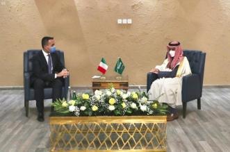 السعودية وإيطاليا توقعان مشروع مذكرة تفاهم للحوار الإستراتيجي بين البلدين - المواطن