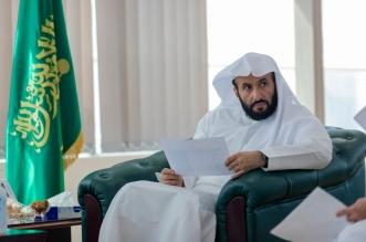 وزير العدل يشدد على أهمية سرعة إنجاز القضايا واختصار الإجراءات - المواطن