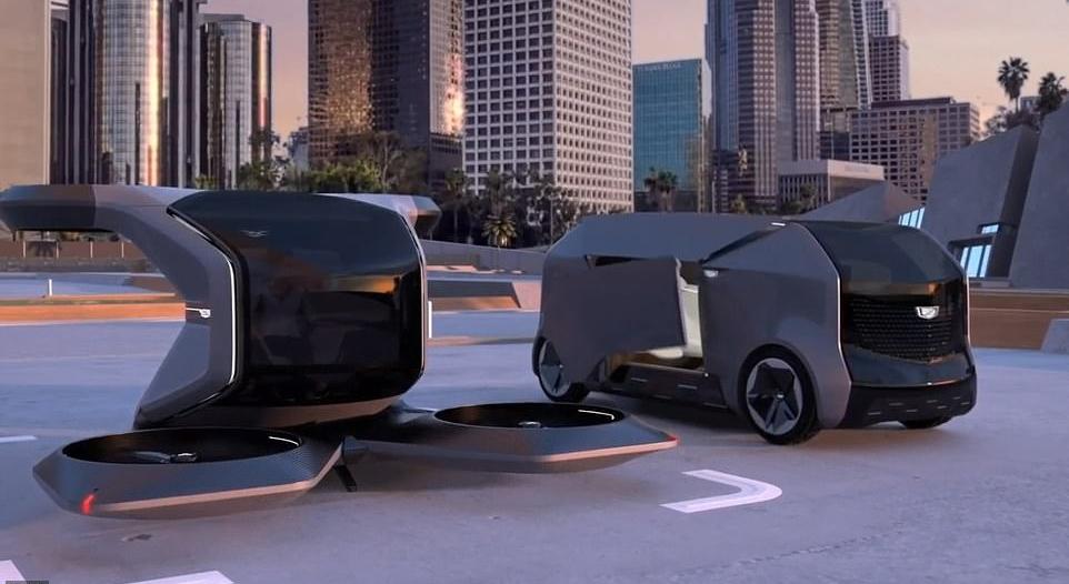 جنرال موتورز تعلن عن سيارة جديدة ذاتية القيادة