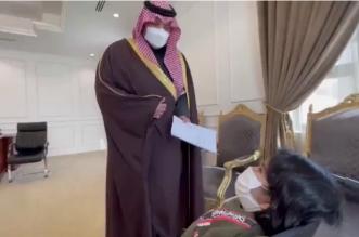 بالفيديو.. هذا ما طلبته الطفلة ريوف من أمير الشمالية - المواطن