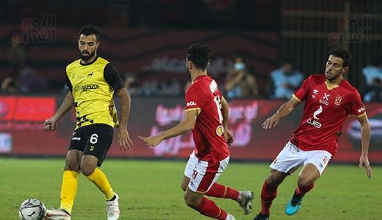 ترتيب الدوري المصري بعد تعادل الأهلي السلبي ضد وادي دجلة