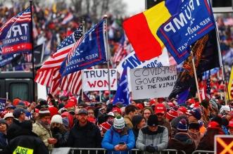 تظاهرات في واشنطن بالتزامن مع تصويت الكونجرس على نتائج الانتخابات - المواطن