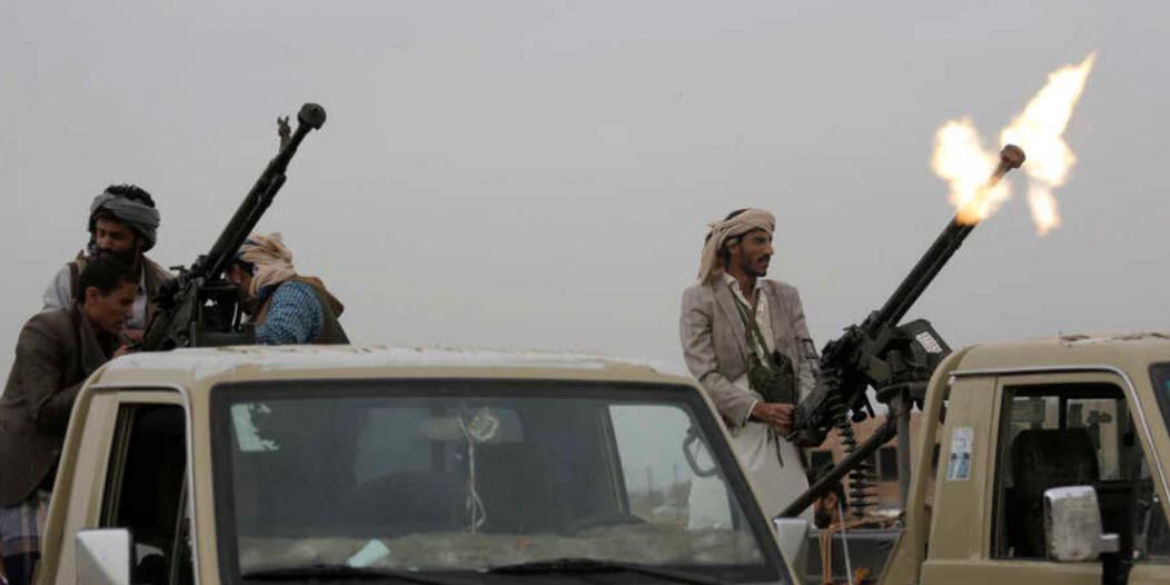 الخارجية الأمريكية : ميليشيا الحوثي تتحمل مسؤولية رفض وقف إطلاق النار