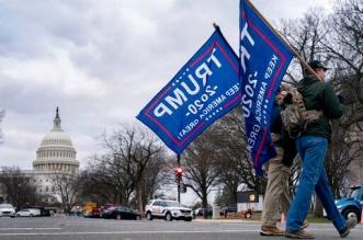 استئناف جلسة الكونجرس الأمريكي الخاصة بالمصادقة على نتائج الانتخابات - المواطن