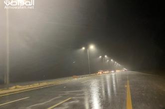 فيديو.. أمطار غزيرة على مراكز ساحلية شمال القنفذة - المواطن