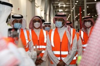 وزير الصناعة يؤكد أهمية توظيف وتدريب السعوديين في المصانع - المواطن