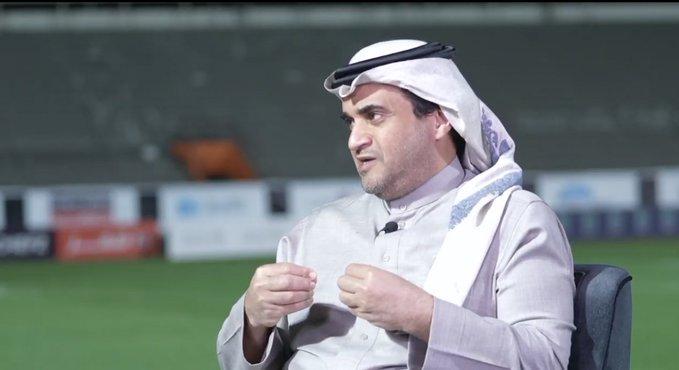 خالد البلطان عن عبدالله الحمدان: طلب هو ووالده 10 ملايين للتجديد !