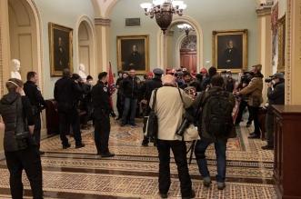 البنتاجون يرفض طلبًا بنشر الحرس الوطني في مبنى الكونجرس - المواطن
