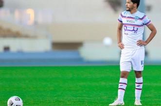 سعد بقير لاعب أبها