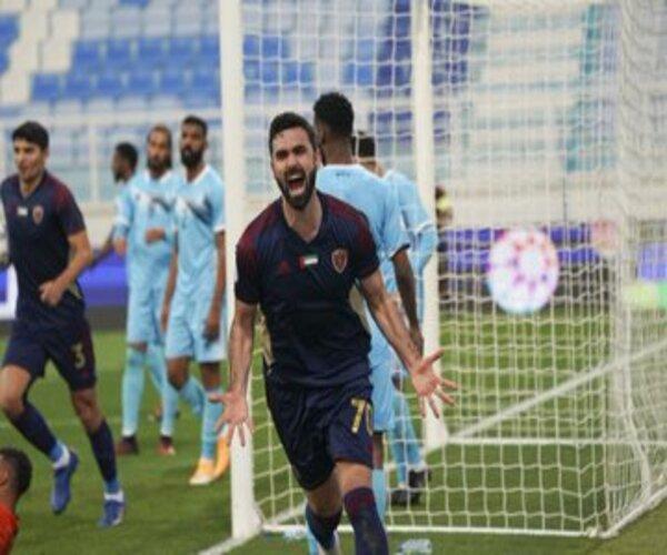 عمر خربين يُبدع في ظهوره الأول مع الوحدة الإماراتي