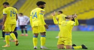 بيتروس يقود النصر للفوز على الوحدة بـ دوري محمد بن سلمان