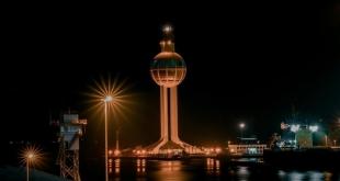 إيقاف حركة الملاحة البحرية بـ ميناء جدة الإسلامي
