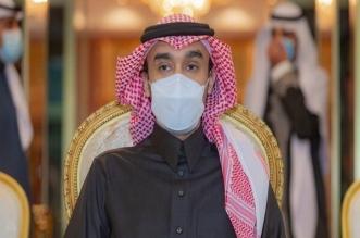 وزير الرياضة بلقاء السوبر