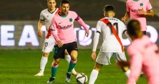 البارشا ينتفض ويفوز في مباراة برشلونة وفاييكانو بثنائية