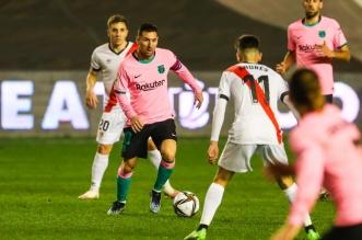 مباراة برشلونة وفاييكانو