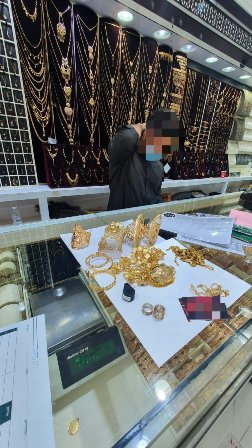 ضبط محل ذهب ومجوهرات خالف نظام المعادن الثمينة بجدة - المواطن