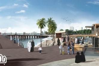 229 مليون ريالتكلفة مشروع تطوير الواجهة البحرية لشاطئ أبحر - المواطن