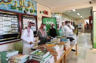 تعليم سراة عبيدة يتابع انطلاقة الفصل الثاني بأكثر من 105 زيارات ميدانية - المواطن