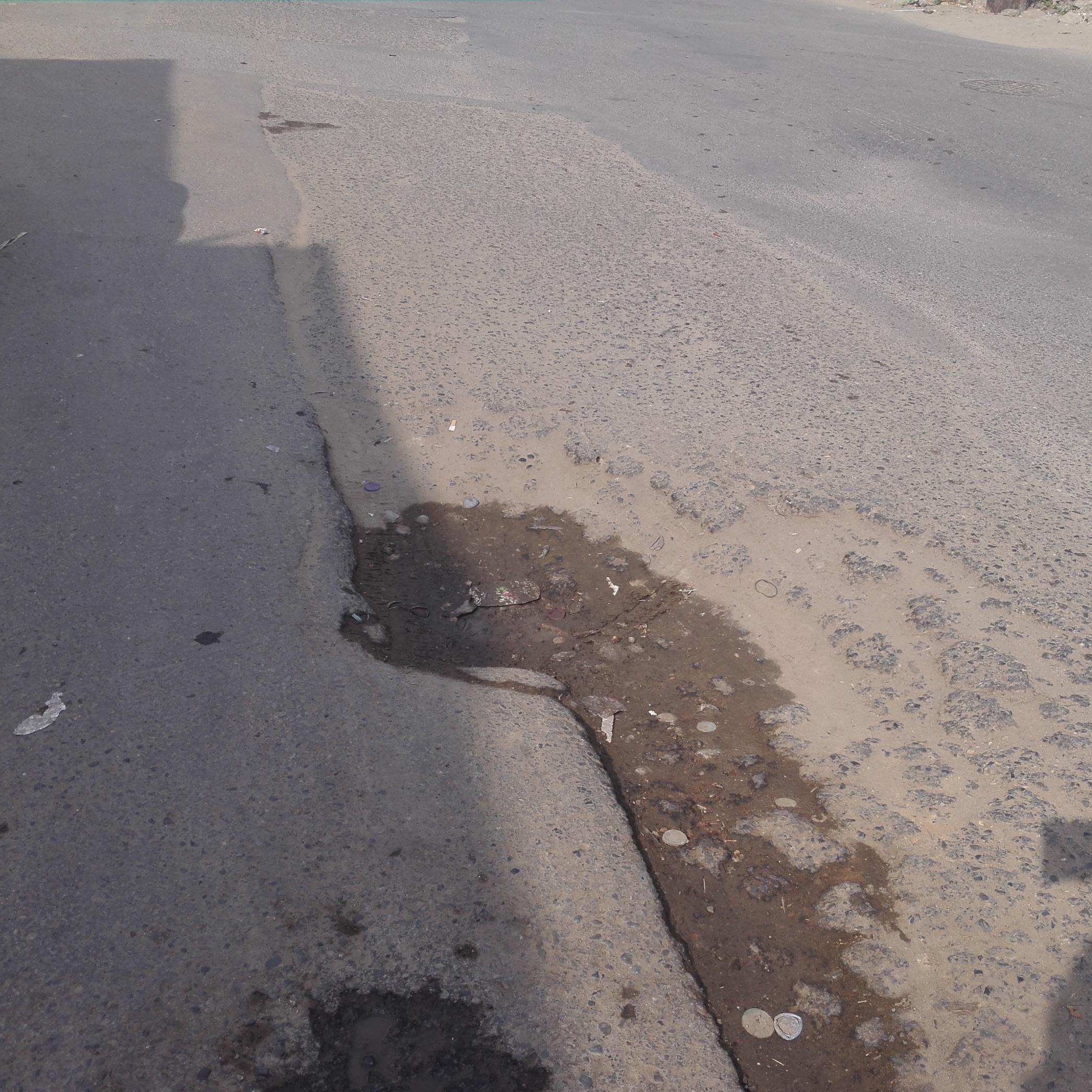 حفريات شوارع صامطة