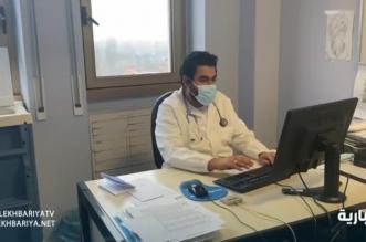 مبتعث يتخصص في تأهيل المصابين بـ كورونا في إيطاليا بعد إصابته بالفيروس - المواطن