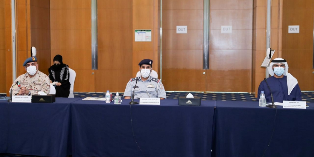 استكمال التحضيرات لمعرضي آيدكس ونافدكس ومؤتمر الدفاع الدولي 2021