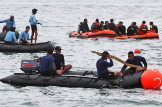 إندونيسيا تعلن العثور على الصندوقين الأسودين للطائرة المنكوبة - المواطن