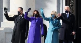 ريما بنت بندر تعلق على تنصيب جو بايدن رئيسًا لأمريكا
