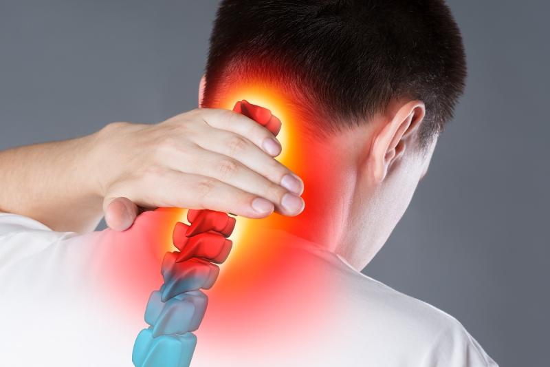أسباب وعلاج آلام الرقبة (1)