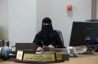 عائشة الشهراني.. منجزات تحقق جائزة جامعة الملك خالد للتميز في الابتكار وجهود لنشر الوعي التقني محليًّا ودوليًّا