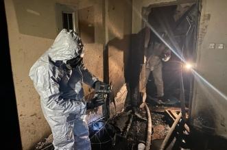 إصابتان في حادث تسرب غاز بشقة في الرياض - المواطن